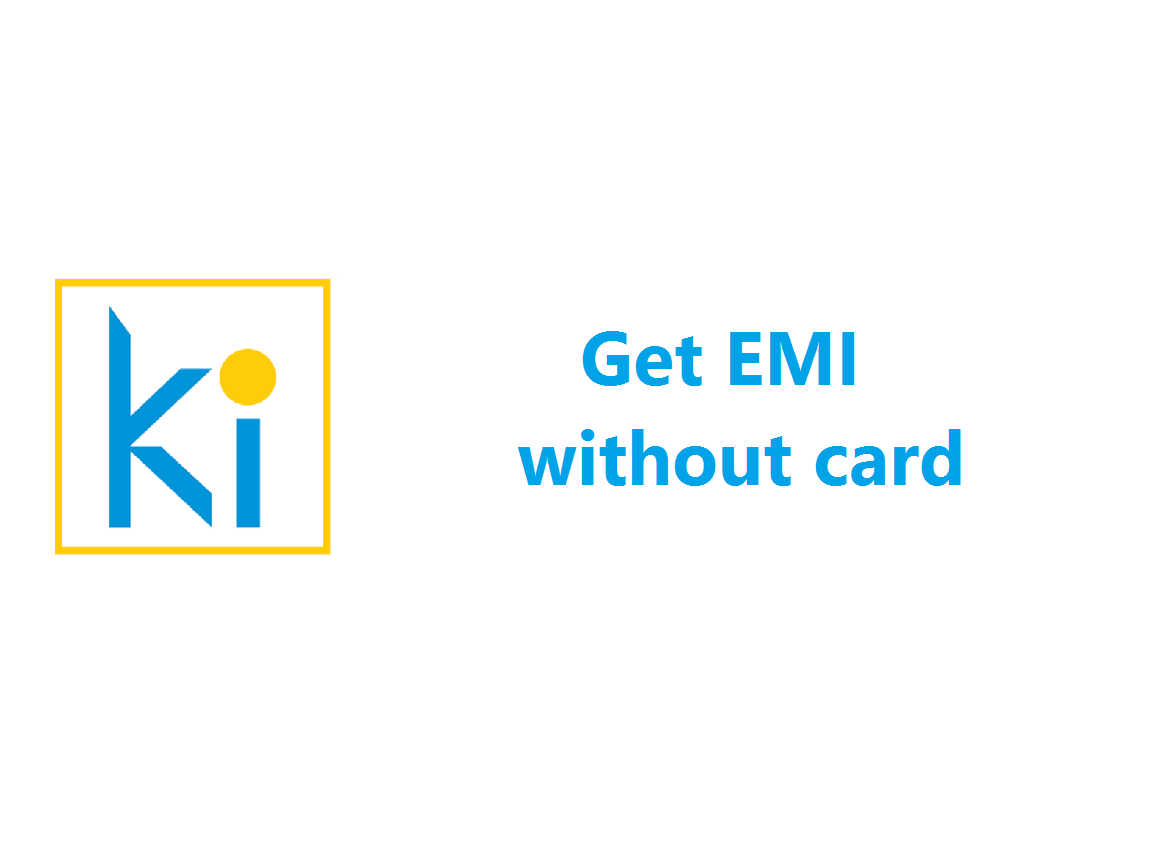 get emi without card