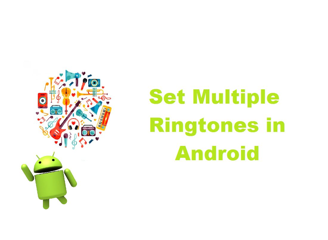 multiple ringtones