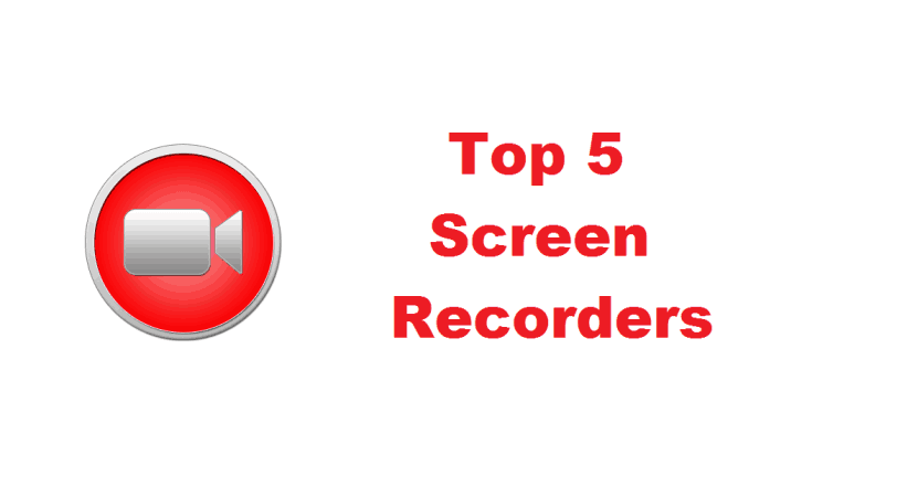 top-five-screen-recorders