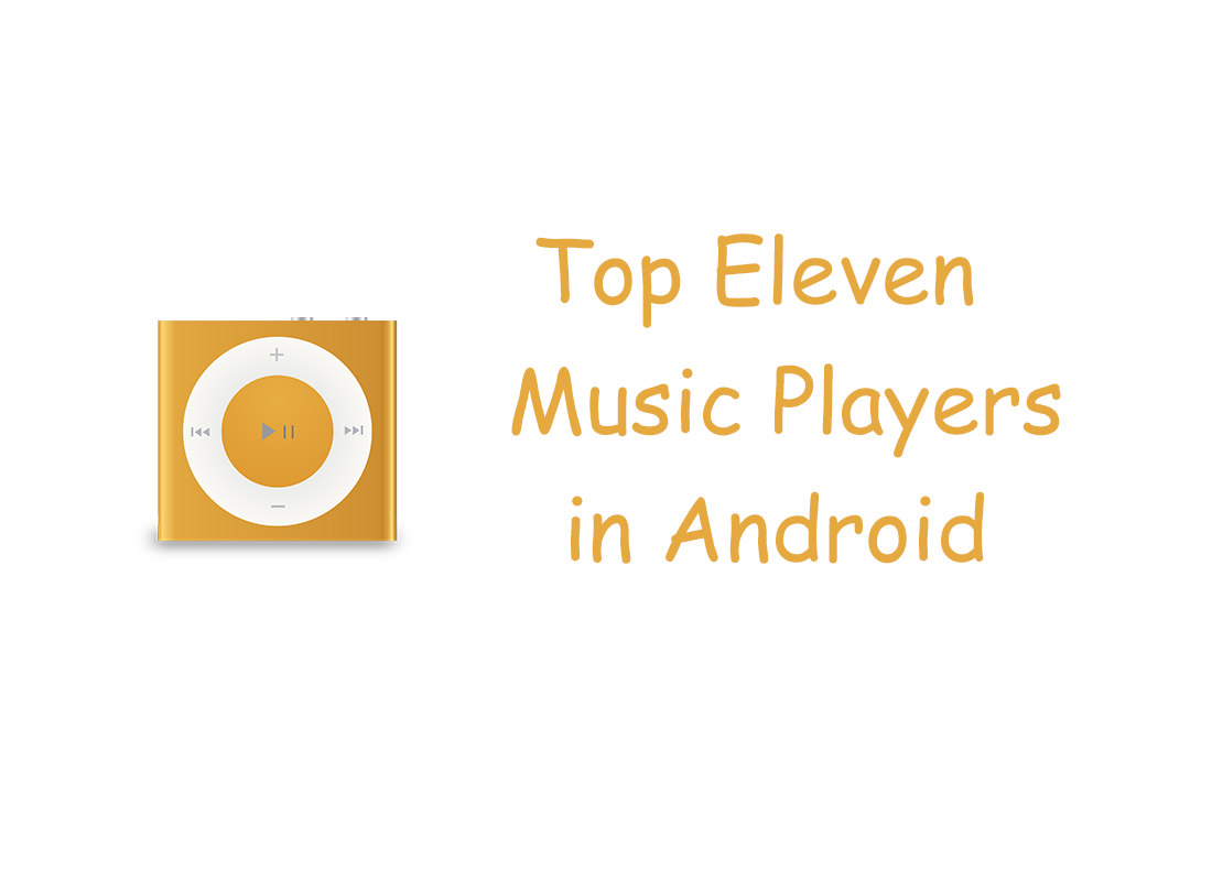 top eleven music players