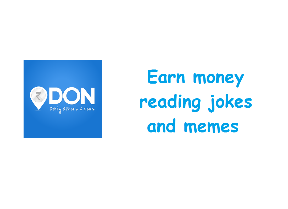 Earn money reading jokes and memes