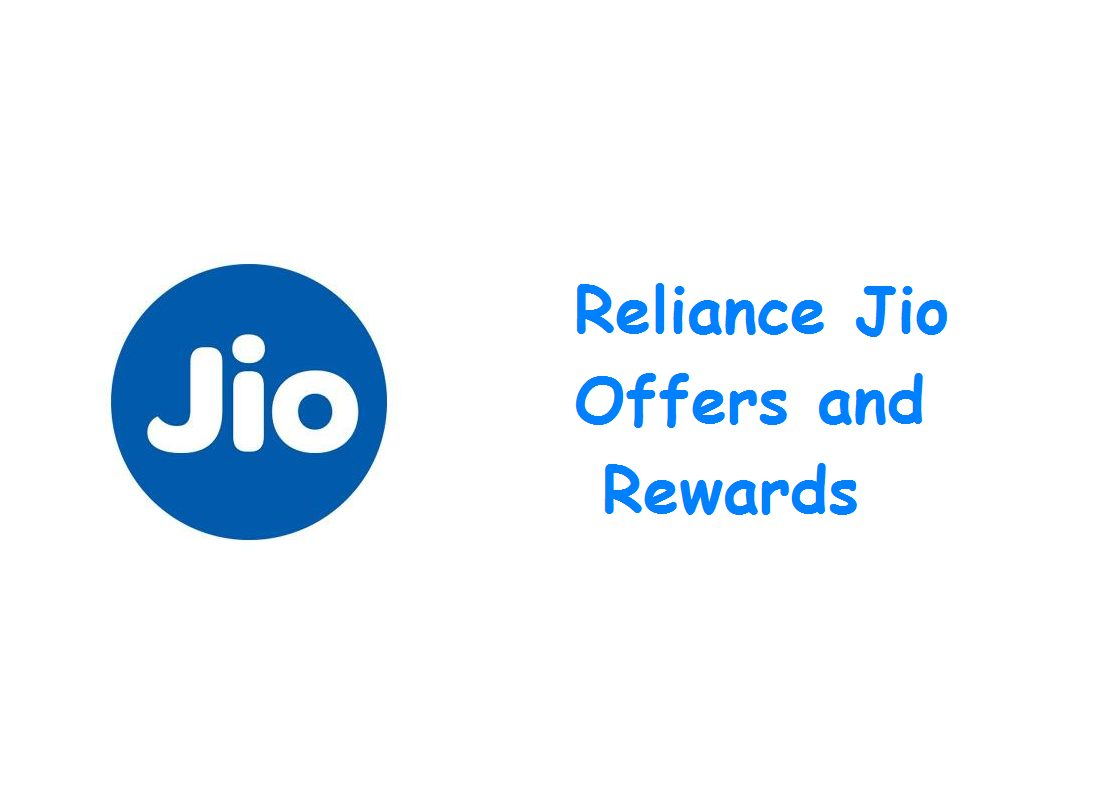Reliance Jio Offers and Rewards