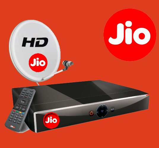 JIO DTH related exclusive information
